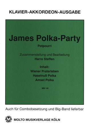 Harro Steffen: James Polka Party
