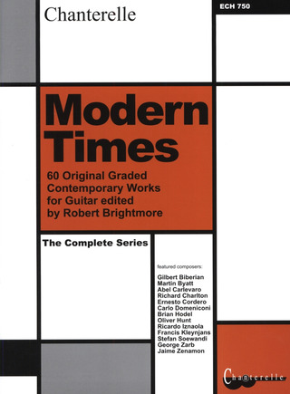 Modern Times – The Complete Series in One Volume