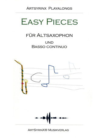 Easy Pieces Alt-Saxophon und Klavier