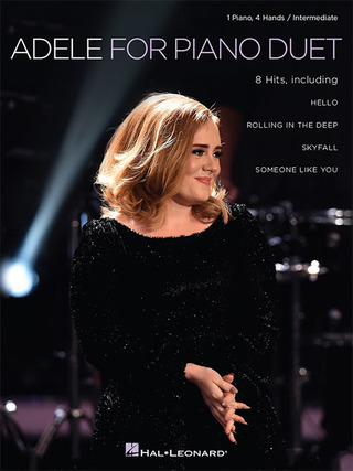 Adele Adkins: Adele for Piano Duet