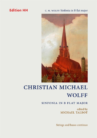 Christian Michael Wolff: Sinfonia in B flat major