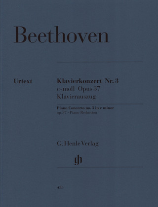 Ludwig van Beethoven: Piano Concerto no. 3 in c-Minor op. 37