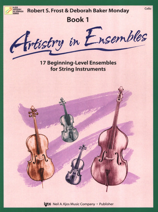 Robert S. Frost: Artistry In Ensembles 1