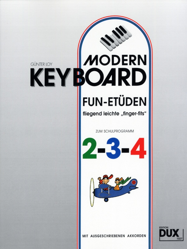 Günter Loy: Fun Etüden
