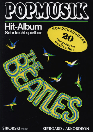 Popmusik Hit-Album Super 20: 20 der größten Beatles-Hits