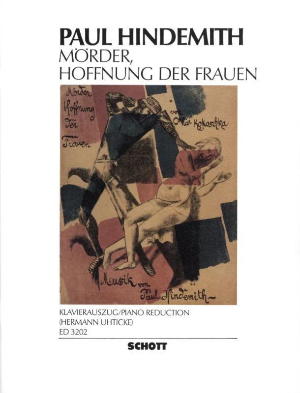 Mörder, Hoffnung der Frauen op. 12 (1919) von Paul ...