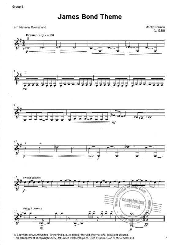 Trinity College London: Guitar Exam Pieces Grade 1 2016-2019 (3)