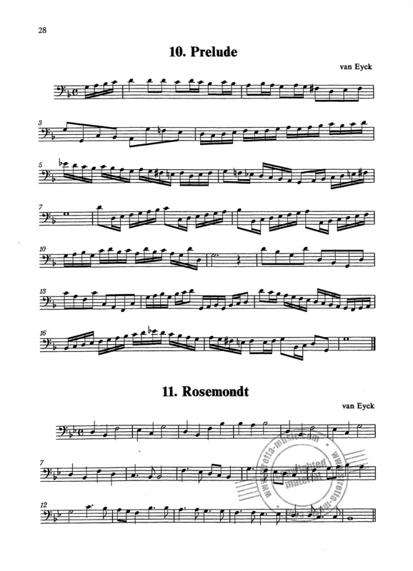 Bloodworth: Bloodworth Bass Recorder Handbook (3)
