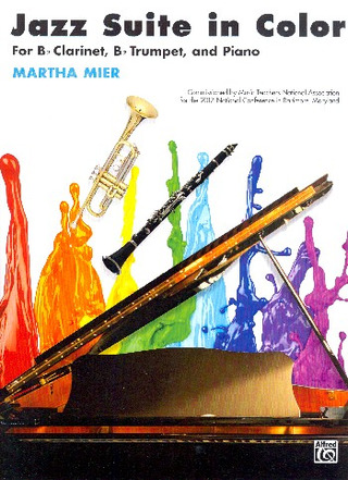 Martha Mier: Jazz Suite in Color