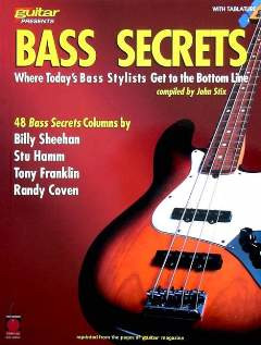 Stix J.: Bass Secrets