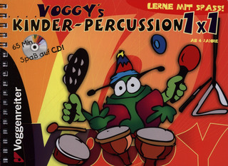 Yasmin Abendroth: Voggy's Kinder–Percussion 1x1