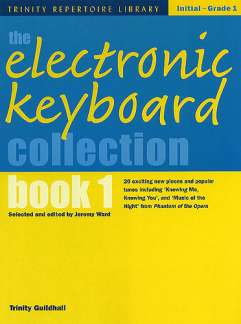 Electronic Keyboard Collection 1