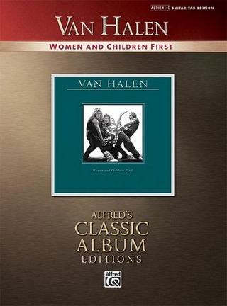 Eddie Van Halen: Women + Children First