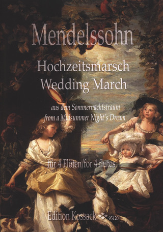 Felix Mendelssohn Bartholdy: Wedding March op. 61/9