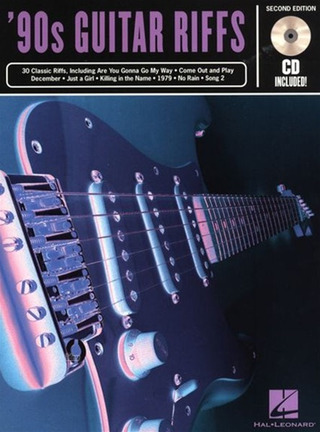 '90s Guitar Riffs – 2nd Edition