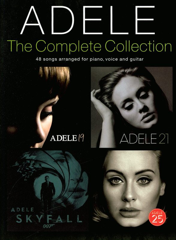 Adele Adkins: The Complete Collection