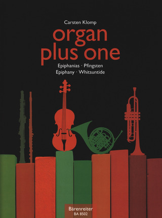 organ plus one – Epiphanias - Pfingsten