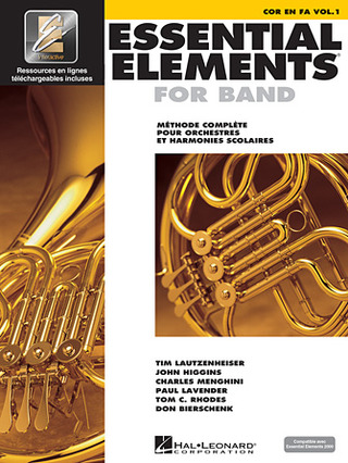 Tim Lautzenheiser y otros.: Essential Elements 1