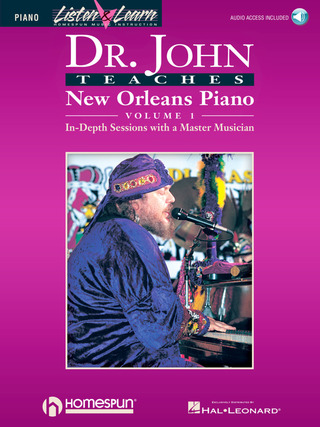 John Dr: Teaches New Orleans Piano 1