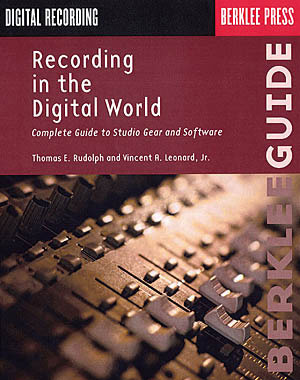 Recording In The Digital World