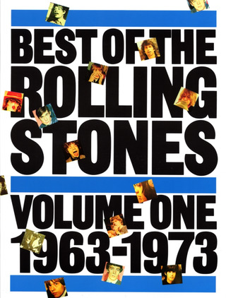Rolling Stones: Rolling Stones Best Of The Volume One 1963-1973 Pvg