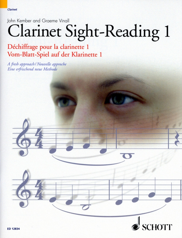 John Kember y otros.: Clarinet Sight-Reading 1