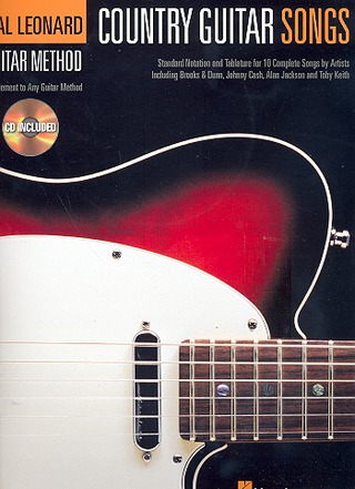 Hal Leonard Guitar Method : Country Guitar Songs