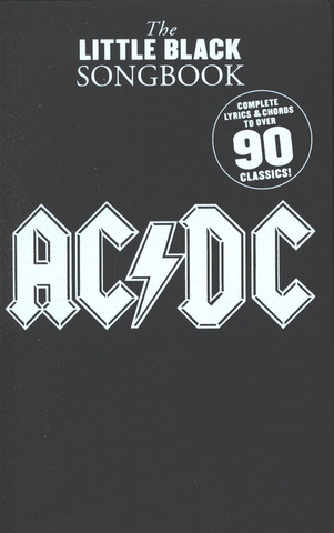 AC/DC: The Little Black Songbook – AC/DC