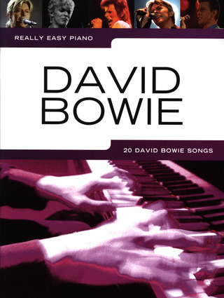 David Bowie: Really Easy Piano: David Bowie