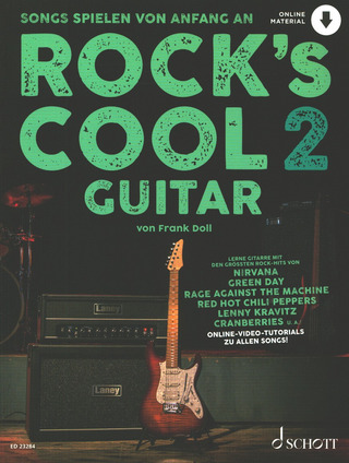 Frank Doll: Rock's Cool GUITAR 2