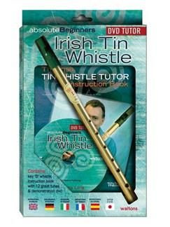 Harry Long: Absolute Beginners: Irish Tin Whistle