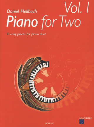 Daniel Hellbach: Piano for Two 1