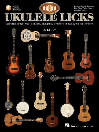 Lil' Rev: 101 Ukulele Licks