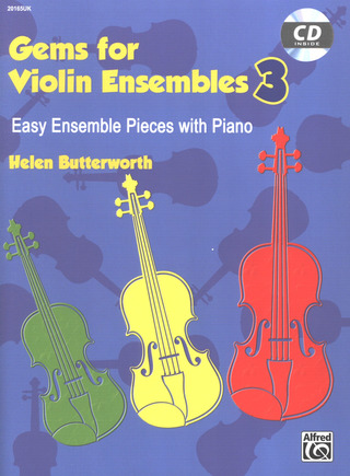 Helen Butterworth: Gems for Violin Ensembles 3
