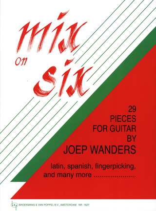 Joep Wanders: Mix on Six
