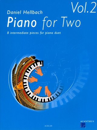Daniel Hellbach: Piano for Two 2