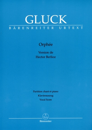 Christoph Willibald Gluck: Orphée