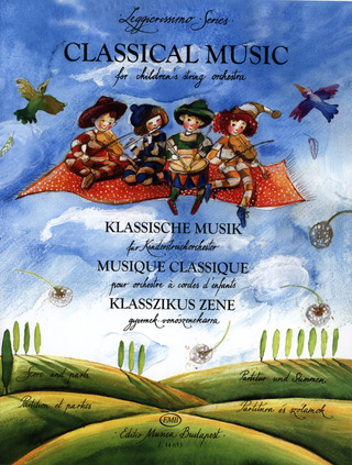 Classical Music For Children's String Orchestra