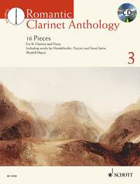 Romantic Clarinet Anthology 3