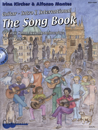 Guitar-Intro 1 – The Song Book