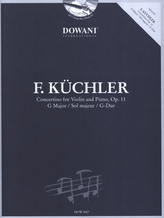 Ferdinand Küchler: Concertino G-Major op. 11