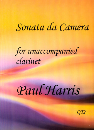Paul Harris: Sonata da Camera