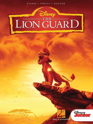 Christopher Willis: Christopher Willis: The Lion Guard (PVG)