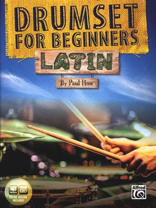 Paul Hose: Drumset for Beginners: Latin