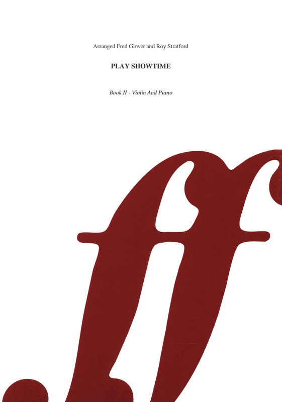 Play Showtime Book 2 (violin and piano)