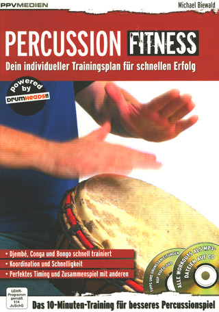 Michael Biewald: Percussion Fitness