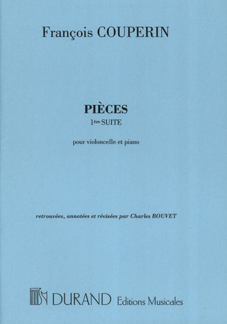 François Couperin: Pieces De Viole 1