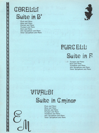 Henry Purcell: Suite in F