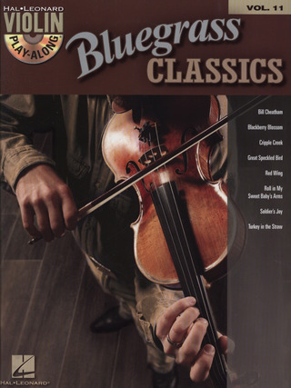 Violin Play-Along 11: Bluegrass Classics