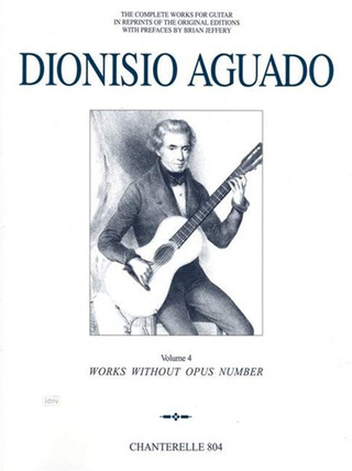 Dionisio Aguado: Complete Guitar Works 4